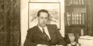 Márai Sándor, 1940  (fotó: MEK/OSZK)