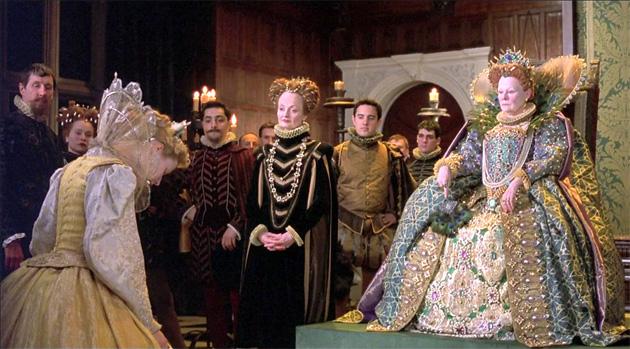 Szerelmes Shakespeare, Judi Dench és Gwyneth Paltrow, 1998 (Fotó: Listal.com)