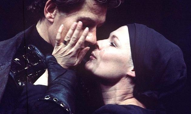 Judi Dench és Ian McKellen, Macbeth, 1976 (Fotó: Listal.com)