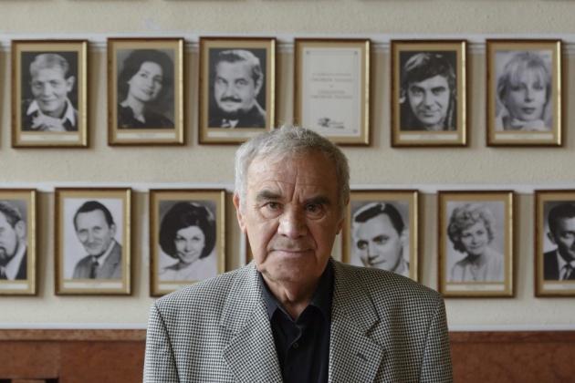 Kóti Árpád, Nemzet Színésze (MTI Fotó: Czeglédi Zsolt)