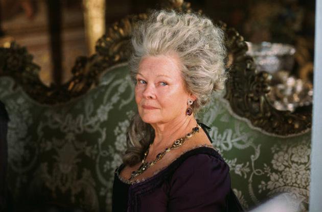 Jane Austen: Büszkeség és balítélet, 2005, Judi Dench (Fotó: Listal.com)