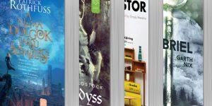 Gabo SFF 2015 - könyvek