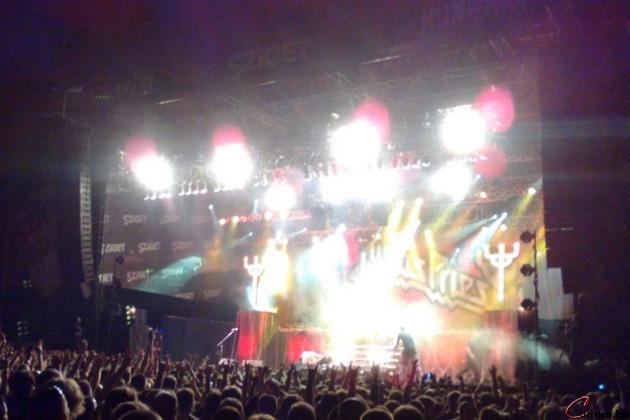 Sziget 2011 - Judas Priest (Fotó: Cultura.hu)