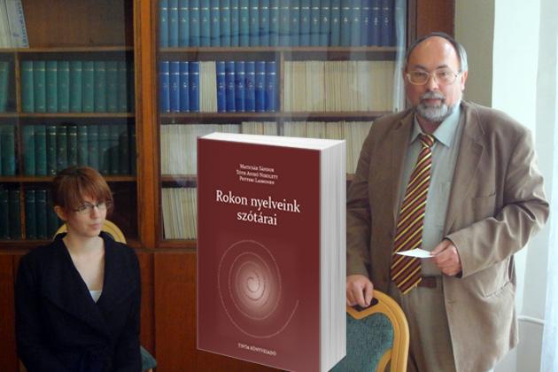Maticsák Sándor és Tóth Anna Nikolett: Rokon nyelveink szótárai