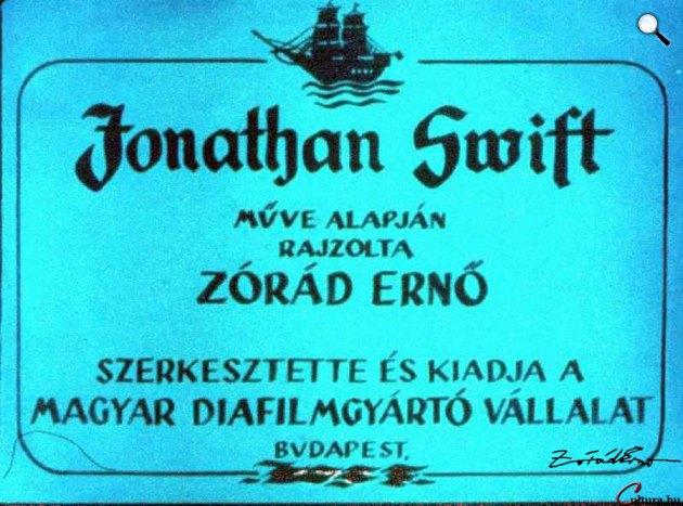 Zórád Ernő - Jonathan Swift: Gulliver Lilliputban 01 (Fotó: zoraderno.hu)