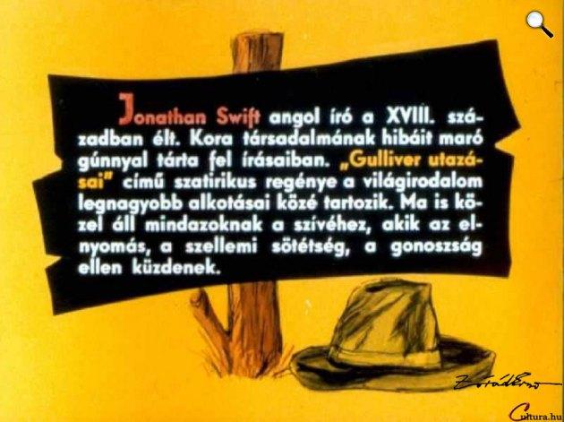 Zórád Ernő - Jonathan Swift: Gulliver Lilliputban 02 (Fotó: zoraderno.hu)