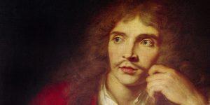 Charles-Antoine Coypel: Molière, 1730 (Fotó: Babelio.com)