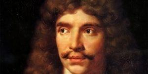 Charles-Antoine Coypel: Molière (Fotó: Babelio.com)