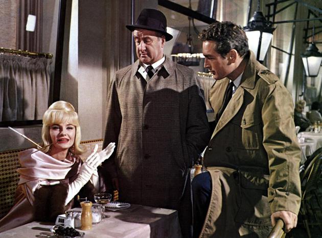 A New Kind of Love, Joanne Woodward, George Tobias, Paul Newman, 1963 (Fotó: Listal.com)