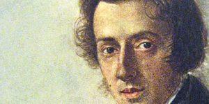 Maria Wodzińska: Frédéric Chopin portréj, 1835 (Fotó: Wikipédia)