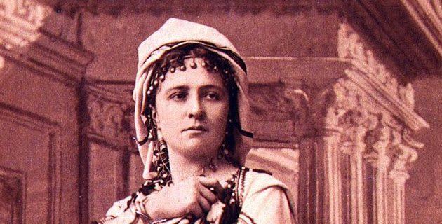 Jászai Mari, a tragika