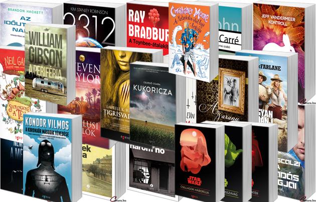 Agave Könyvek 2014