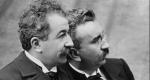 Auguste és Louis Lumiére (Fotó: Wikipédia)