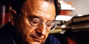 Erich Fromm pszichoanalitikus, író és társadalomfilozófus (Fotó: Babelio.com)