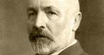 Georg Cantor matematikus, 1900 körül (Fotó: Wikipédia)