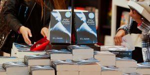 E. L. James: A szürke ötven árnyalata - könyvek