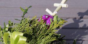 Virágvasárnap vallási ünnep, ág, kereszt
