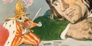 Zórád Ernő - Jonathan Swift: Gulliver Lilliputban 11 (Fotó: zoraderno.hu)