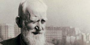 George Bernard Shaw író, 1941 (Fotó: Wikipédia)
