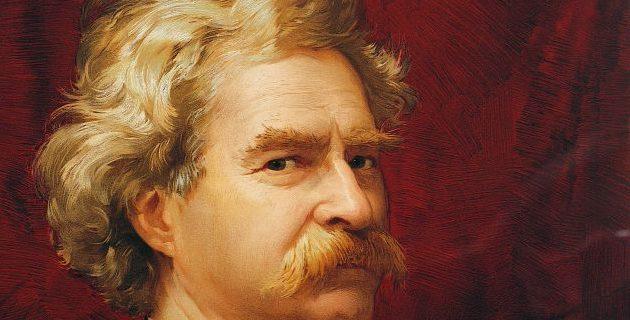 Mark Twain kalandos élete