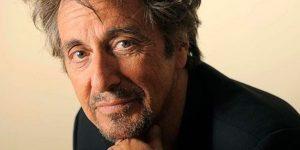 Al Pacino színész (Fotó: Listal.com)