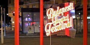 Budapesti Tavaszi Fesztivál éjszaka
