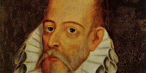 Miguel de Cervantes Saavedra spanyol költő, író, drámaíró (Wikiart)