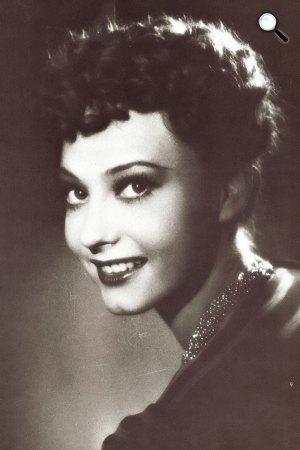 Szeleczky Zita színésznő, 1938 (Fotó: Magyar Fotóarchívum)