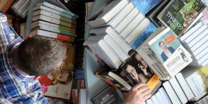 22. Budapesti Nemzetközi Könyvfesztivál (MTI Fotó: Kovács Tamás)