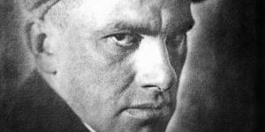 Vlagyimir Vlagyimirovics Majakovszkij szovjet-orosz költő (Fotó: Wikipédia)