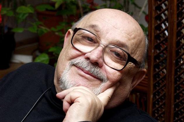 Popper Péter pszichológus, író (Fotó: ekmk.hu)