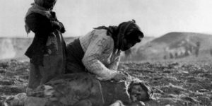 Örmény genocídium (népirtás) Törökországban, 1915. (Fotó: sendika.org)