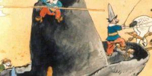 Zórád Ernő - Jonathan Swift: Gulliver Lilliputban 23 (Fotó: zoraderno.hu)