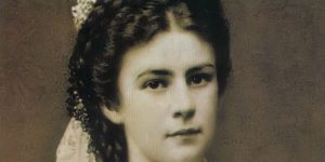 Wittelsbach Erzsébet magyar királyné, 1867 (Fotó: Wikipédia)