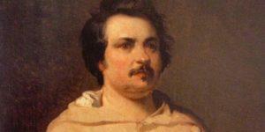 Boulanger: Honoré de Balzac, 1842 (Fotó: Wikimédia)