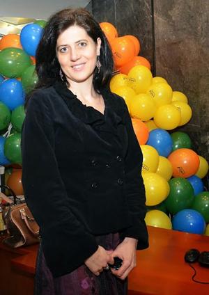Berg Judit író (Fotó: Gergely Bea)