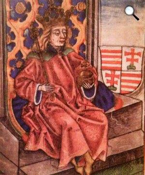 IV. Béla Árpád-házi magyar király (Fotó: OSZK)