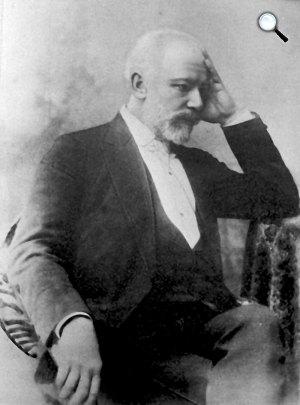 Pjotr Iljics Csajkovszkij zeneszerző (Fotó: Wikipédia)