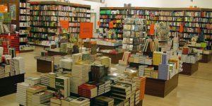 Líra könyvesbolt, Europark