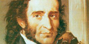 Niccolò Paganini hegedűművész (Fotó: Wikipédia)