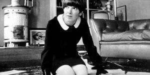 Mary Quant, a miniszoknya tervezője,1964 (Fotó: Listal.com)