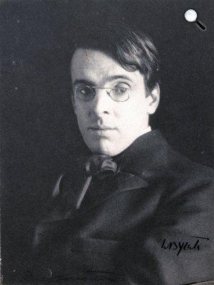William Butler Yeats Nobel-díjas költő, 1903 (Fotó: Alice Bughton/Wikipédia)