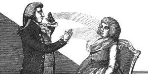 Hipnózis, hipnotizál, hipnotizőr a történelemben (Fotó: jamesbraidsociety.com)