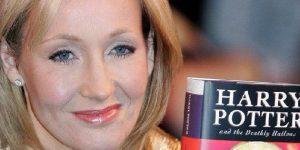 J. K. Rowling (fotó: Jkrowling.com)