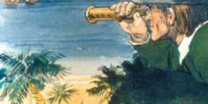 Zórád Ernő - Jonathan Swift: Gulliver Lilliputban 37. (Fotó: zoraderno.hu)