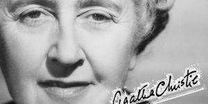 Agatha Christie és aláírása (Fotó: agathachristie.com/Cultura)