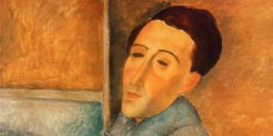 Amedeo Modigliani: Önarckép