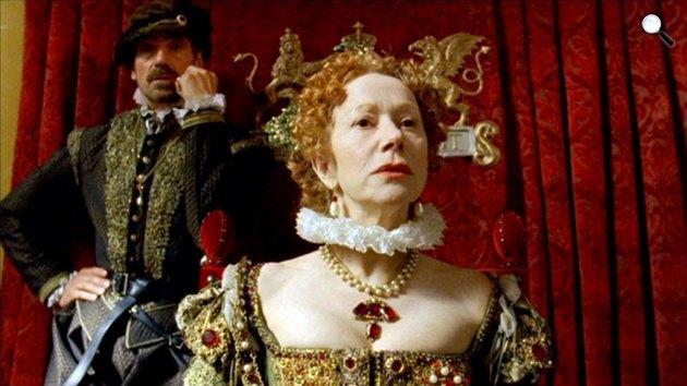 A királynő, Jeremy Irons és Helen Mirren, 2005 (Fotó: Listal.com)