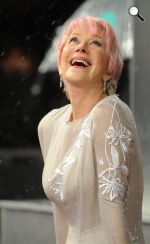 Helen Mirren színésznő (Fotó: Listal.com)