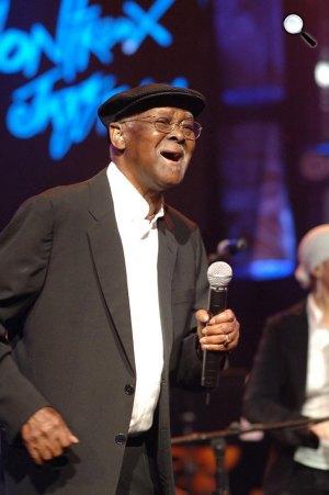 Ibrahim Ferrer zenész (Fotó: montreuxjazzlive.com)